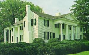 Fort Hill plantation
