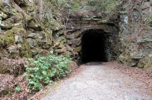 Stump House Tunnel