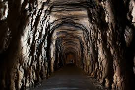 Inside Stump House Tunnel