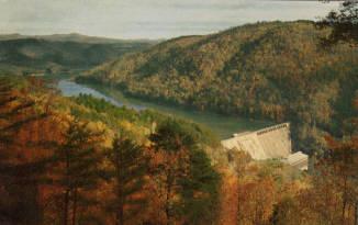 Tugalo Dam