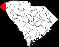 oconee map