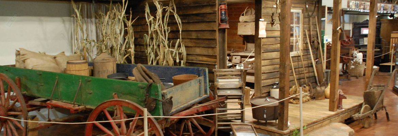 Tenant Farmer Cabin