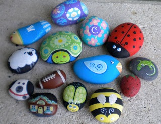 Rock Painting Party @ Oconee Heritage Center | Walhalla | South Carolina | United States